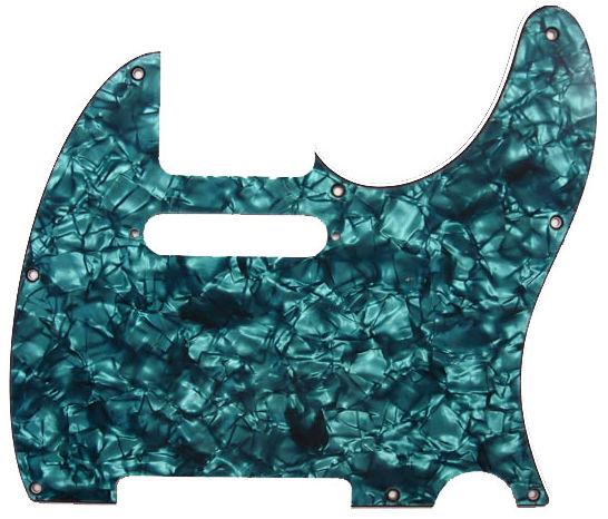 dAndrea T-Pickguard Aqua Pearl