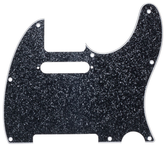 dAndrea T-Pickguard Black Sparkle