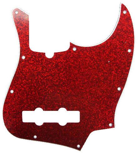 dAndrea JB-Pickguard Red Sparkle