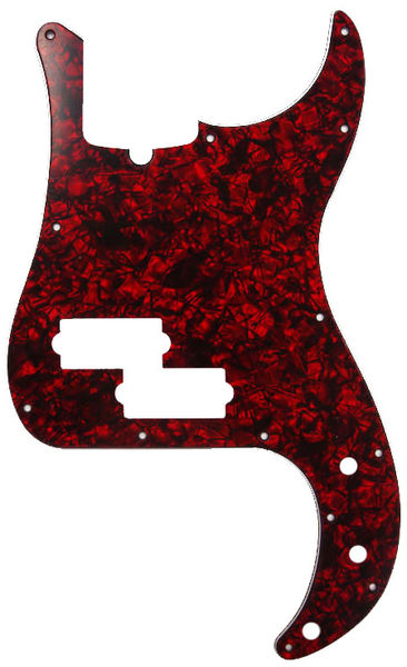 dAndrea PB-Pickguard Red Pearl
