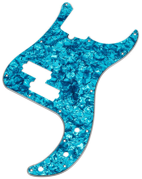 dAndrea PB-Pickguard Aqua Pearl