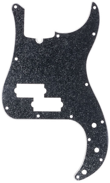 dAndrea PB-Pickguard Black Sparkle