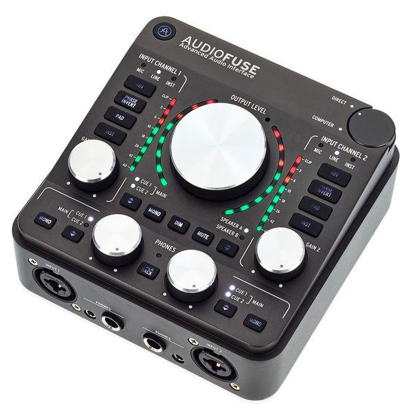 AudioFuse Space Grey Arturia