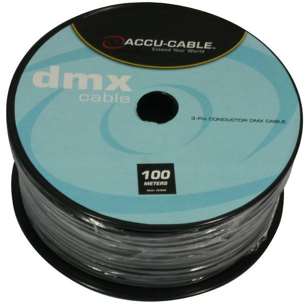 ADJ AC-DMX3/100R cable Roll 3Pin