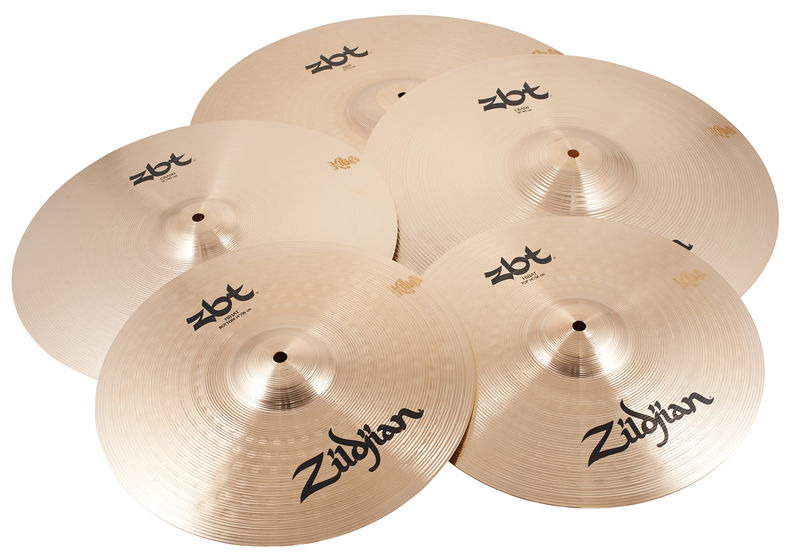 ZBT 5 Box Set 390-A Zildjian