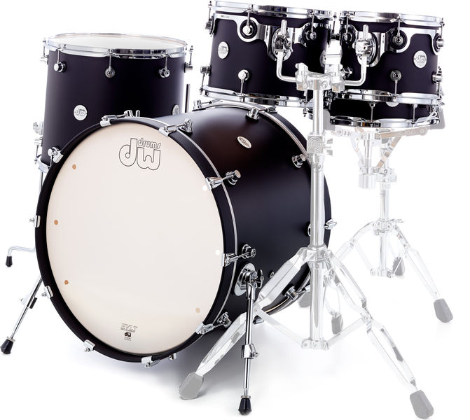 DW Design Series - Black Satin