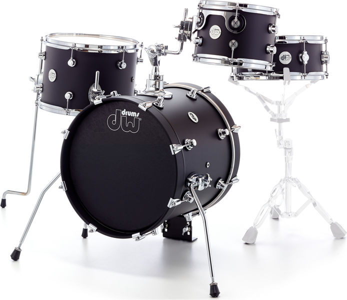 DW Design Mini Pro 16 Satin Black