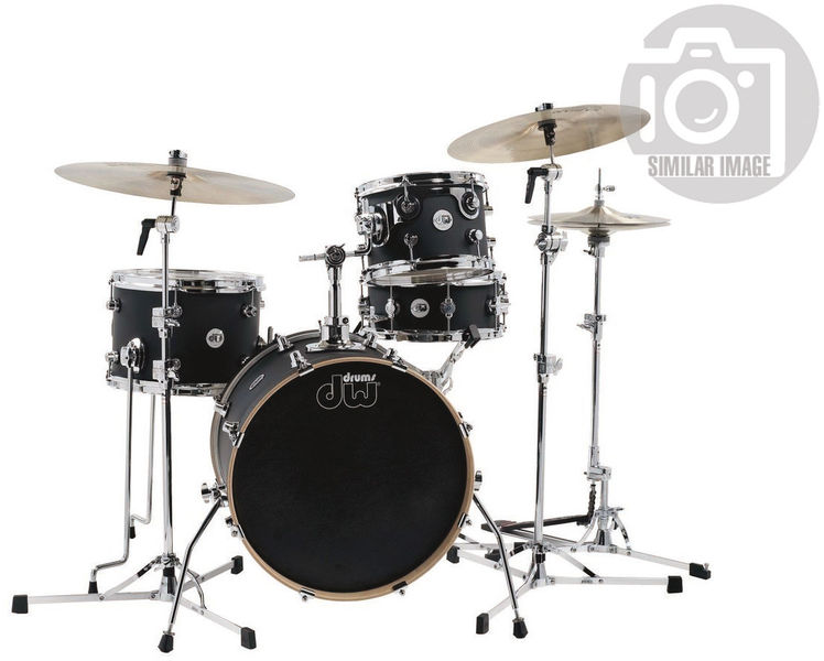 DW Design Mini Pro 18 Satin Black