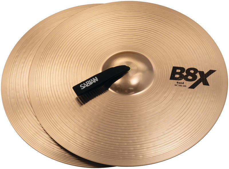 "Sabian 18"" B8X Band"