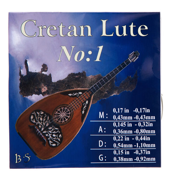 Kampana Cretan Lute No.1 Strings