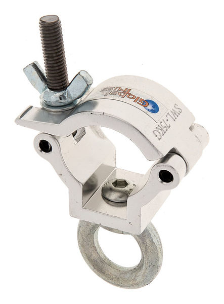 Global Truss 81702 Half Coupler Small Eye