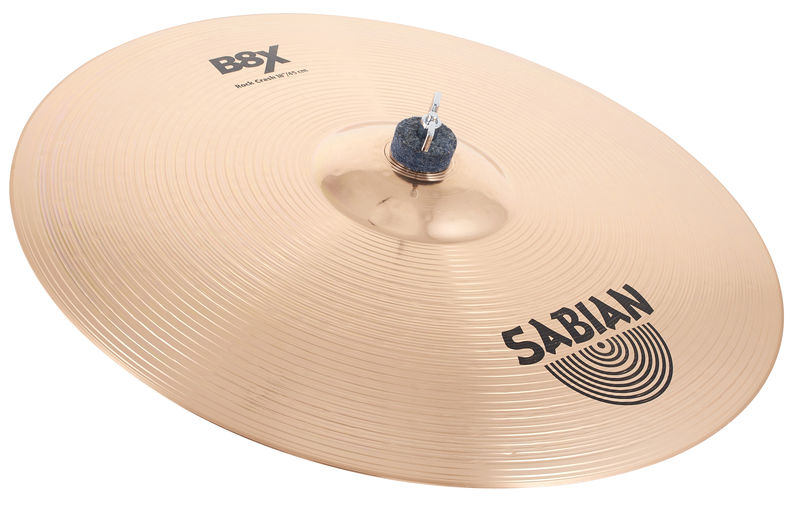 "Sabian 18"" B8X Rock Crash"