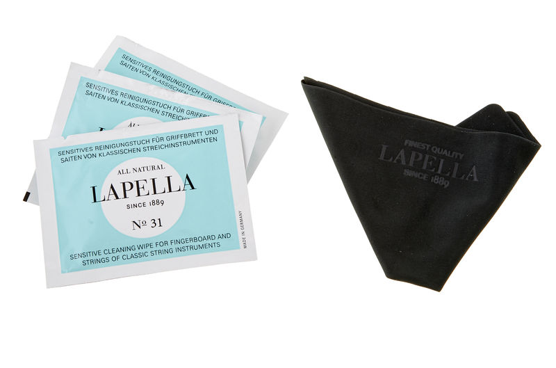 Lapella No.31 Cleaning Wipes Set