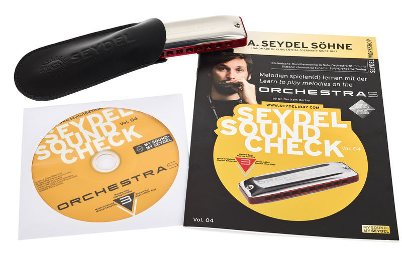 C.A. Seydel Söhne Soundcheck Vol. 4 - Orchestra