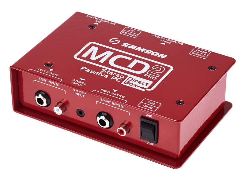 Samson S-Max MCD2 Pro