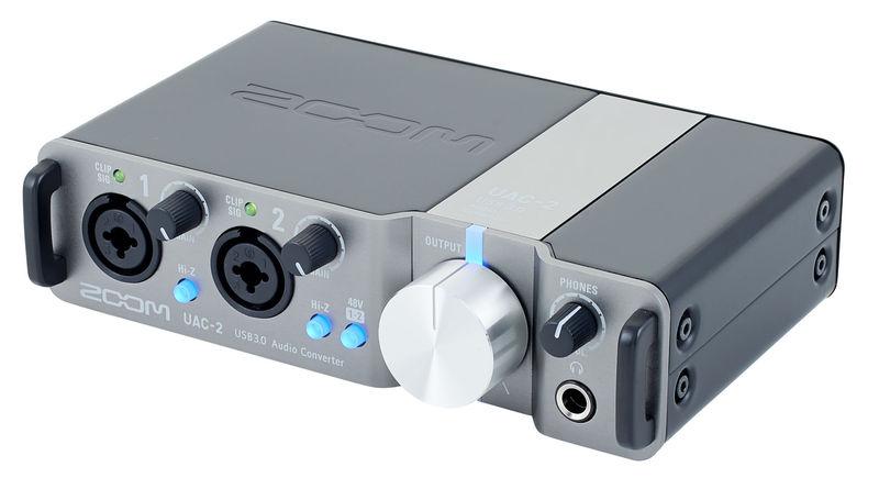 Zoom UAC-2 Audio Converter New