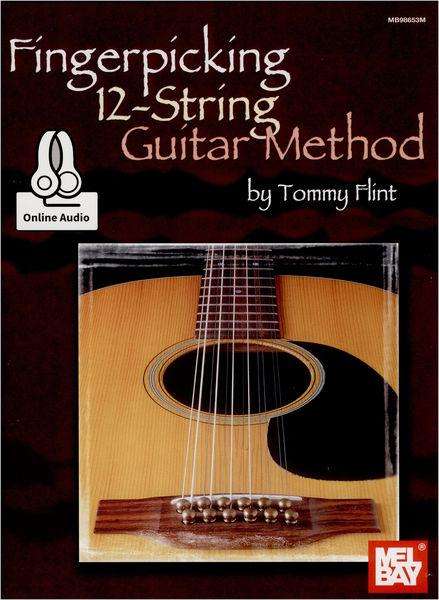 Mel Bay Fingerpicking 12-String Guitar