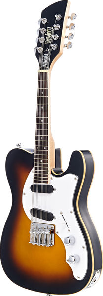 Eastwood Guitars Mandocaster Sunburst