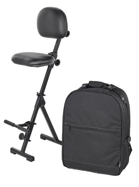 Mey Chair Systems AF-SR-KL-AH BK Musician-Set
