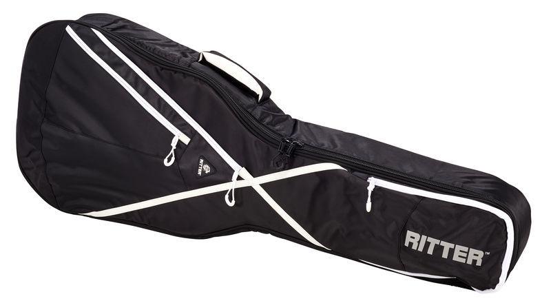 Ritter RGP8 Classical 4/4 Guitar BKW