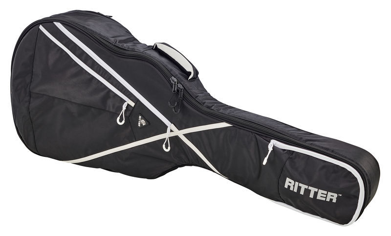 Ritter RGP8 Super Jumbo Guitar BWK