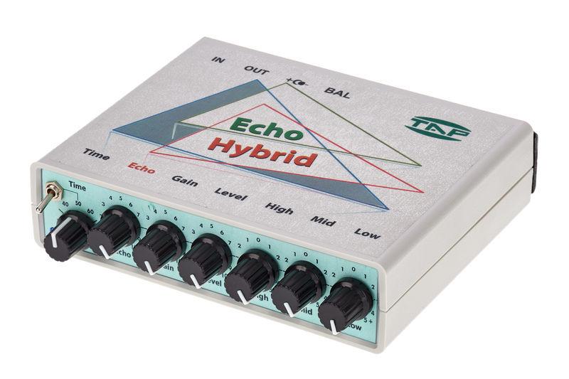TAP Echo Hybrid Preamplifier