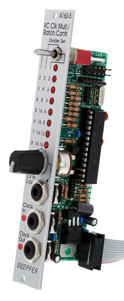 Doepfer A-160-5 VC Clock Multiplier