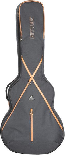 Ritter RGS7 Semi Hollow Guitar MGB