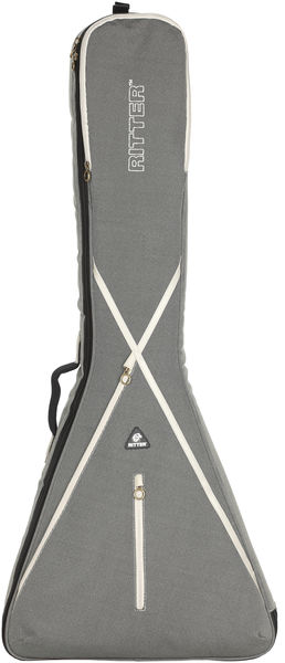 Ritter RGS7 V-Style Guitar SGL