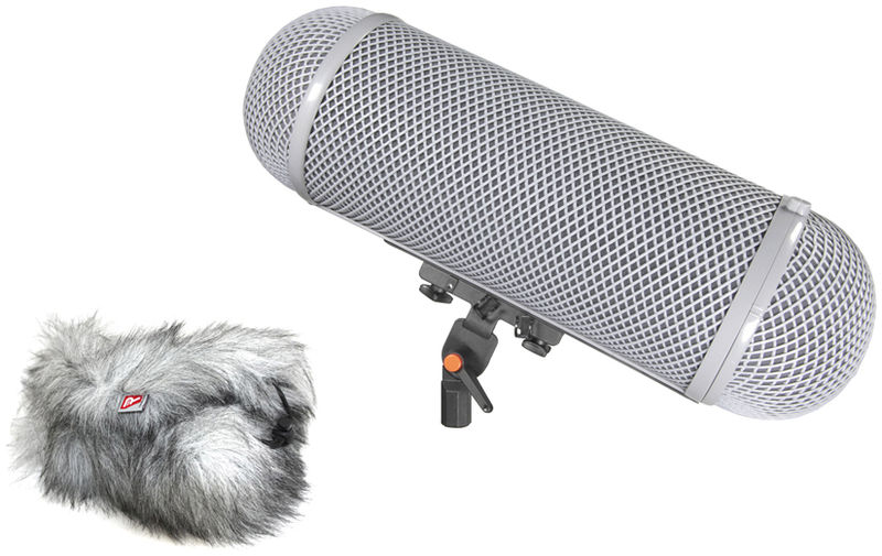 Rycote Stereo WS AG MS Kit