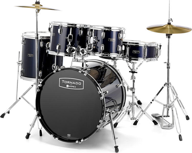 Mapex Tornado Junior Kit Royal Blue