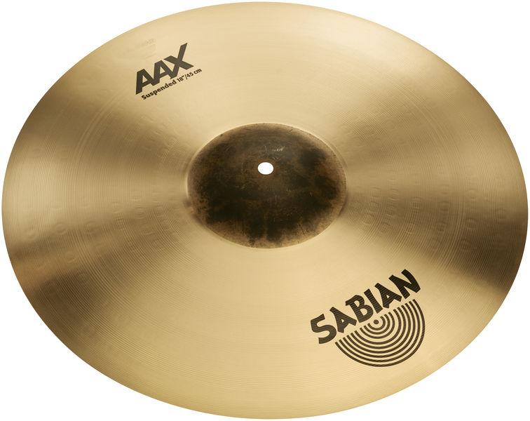 "Sabian 18"" AAX Suspended"