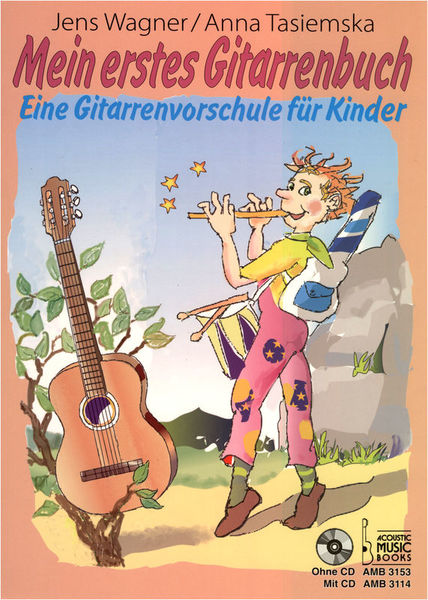 Acoustic Music Mein erstes Gitarrenbuch
