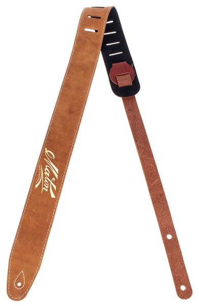 Maton Guitar Strap Brown