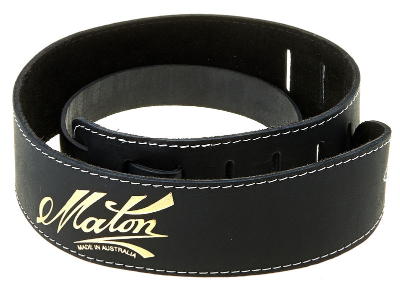 Maton Guitar Strap Black