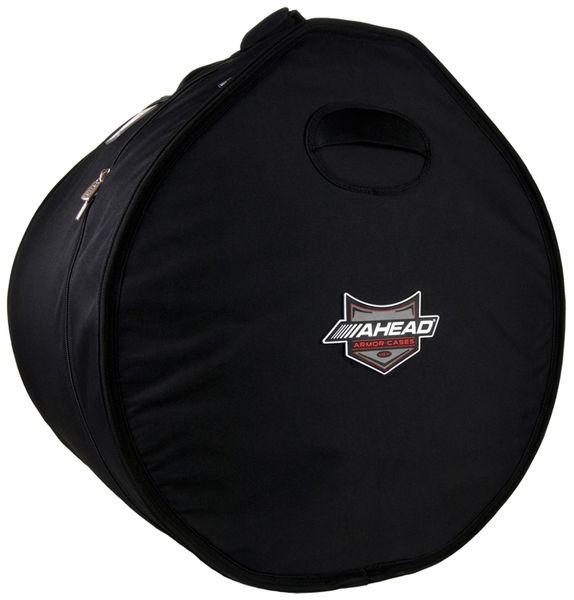 "26""x14"" Bass Drum Armor Case Ahead"
