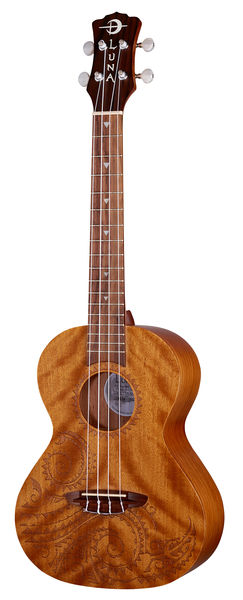 Luna Guitars Ukulele Tattoo Tenor