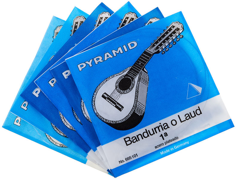 Pyramid Bandurria / Laud Strings