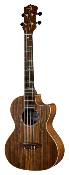 Luna Guitars Ukulele High Tide Ova Tenor
