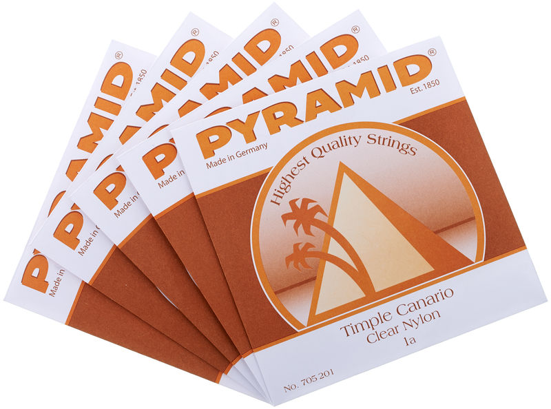Pyramid Timple Canario Nylon 5-String