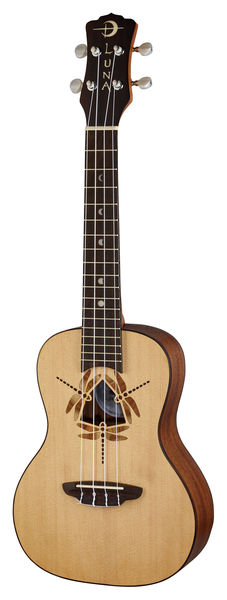 Luna Guitars Ukulele Dragonfly