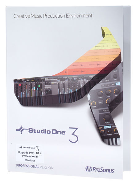 Presonus Studio One V3 Prof. Upgrade 1