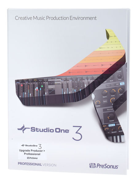 Presonus Studio One V3 Prof. Upgrade 2
