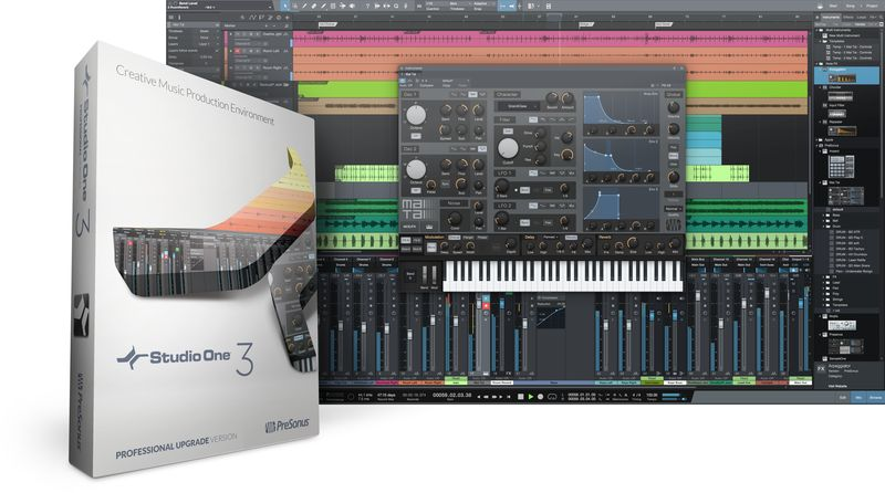 Presonus Studio One V3 Prof. Upgrade 4