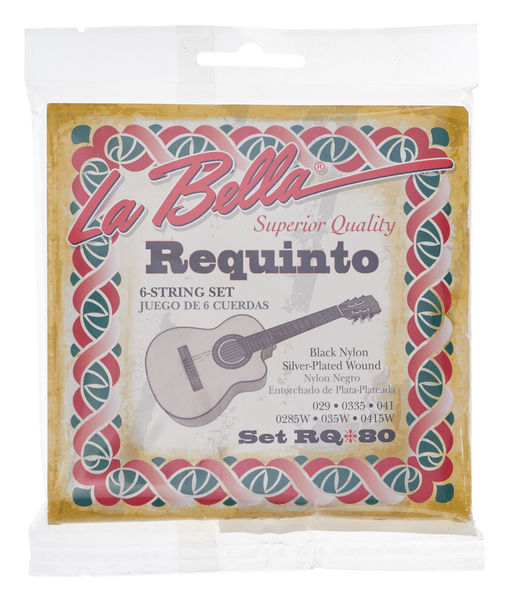 La Bella RQ80 Requinto Strings