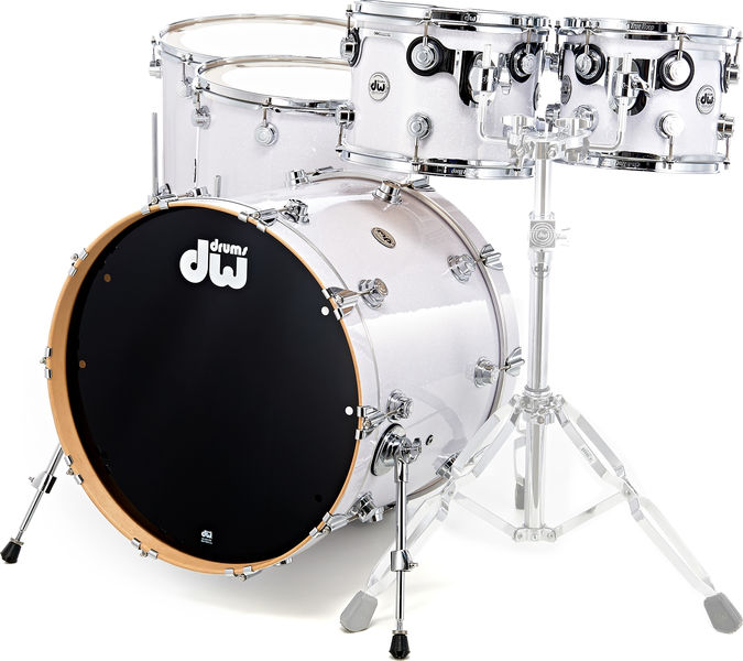 DW Finish Ply White Glass Rock