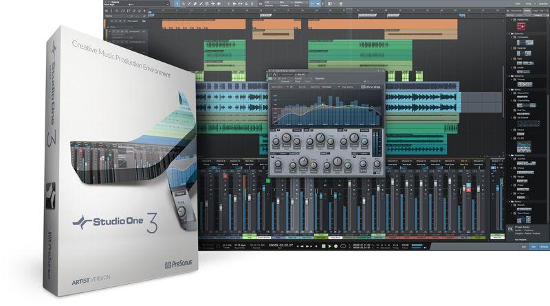 Presonus Studio One V3 Artist Upgrade