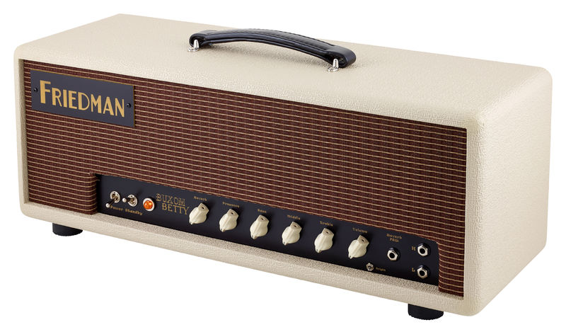 Friedman Amplification Buxom Betty Head