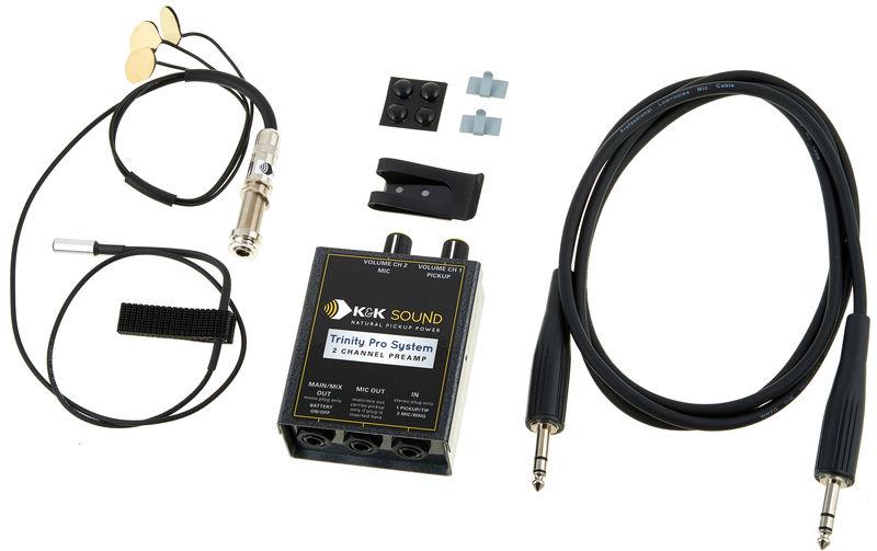K&K Trinity Pro 12-String System