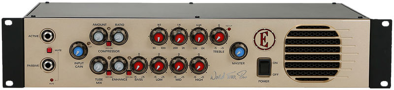 Eden World Tour Pro Preamp WTPPRE